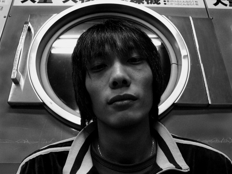 laundry japan kyoto kameoka portrait urban