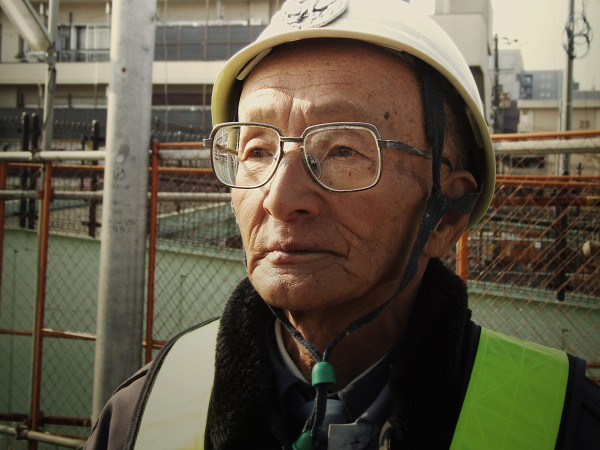 japan portrait hiroshima survivor