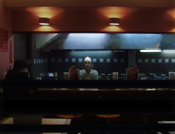 sushi bar japan kyoto