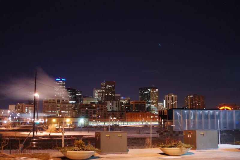 Smoke in Denver