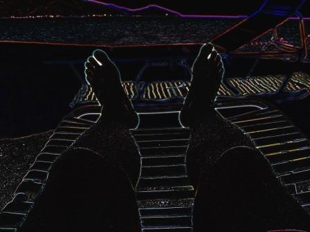 Resting Legs