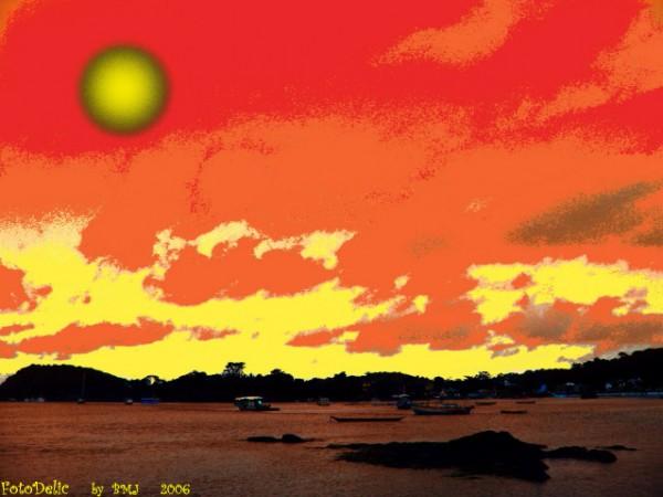 sky colour contrast fotodelic sea bahia itacaré