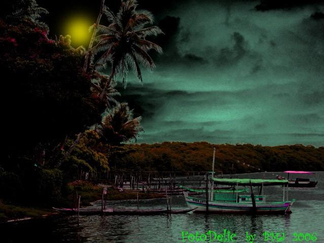 Bad Moon Rise