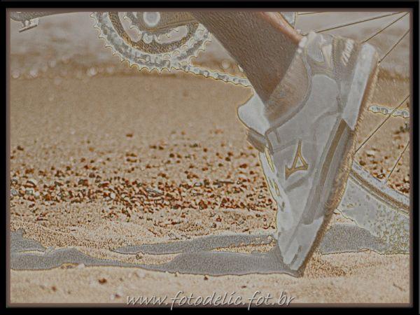 a thennis shoe