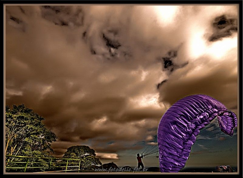 a parashoot