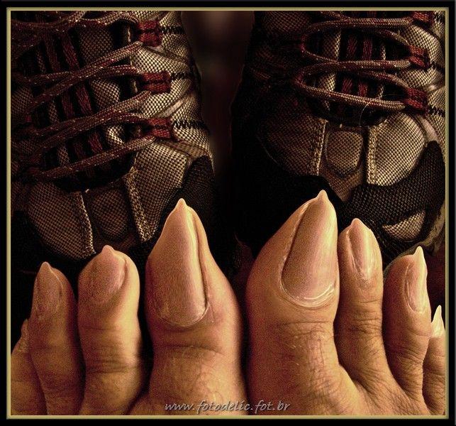 a feet