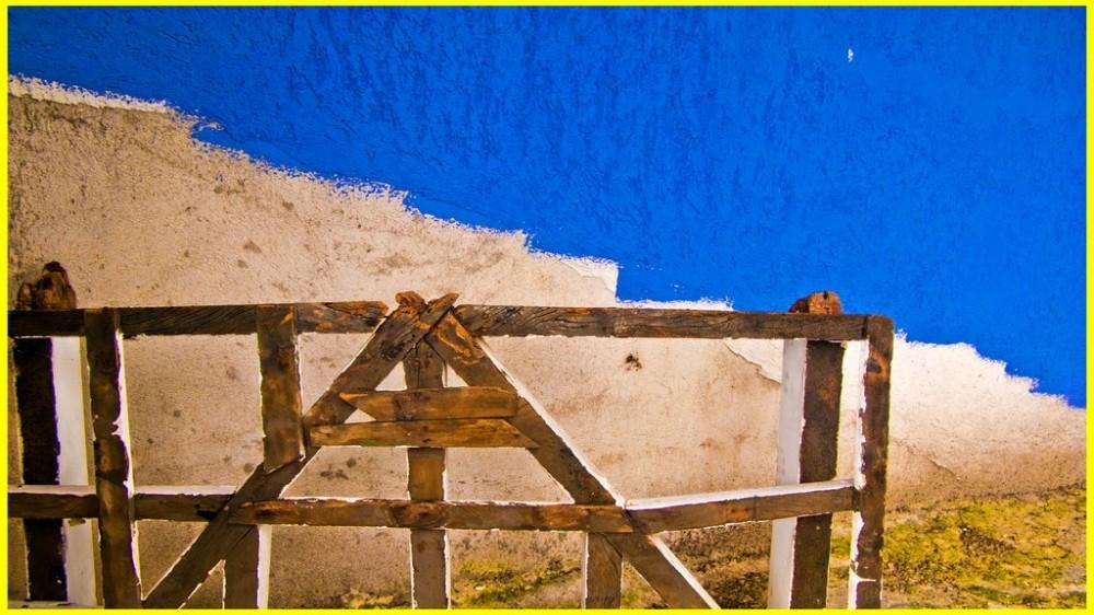 a fence