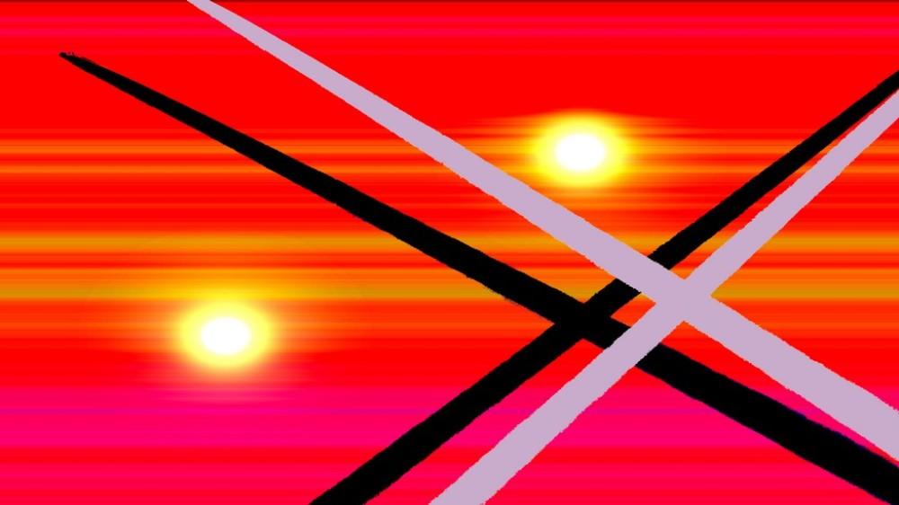 2 suns