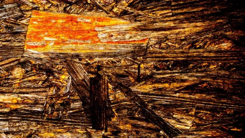 fabricated wood