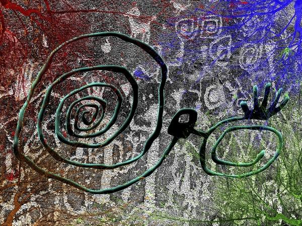 a grafiti