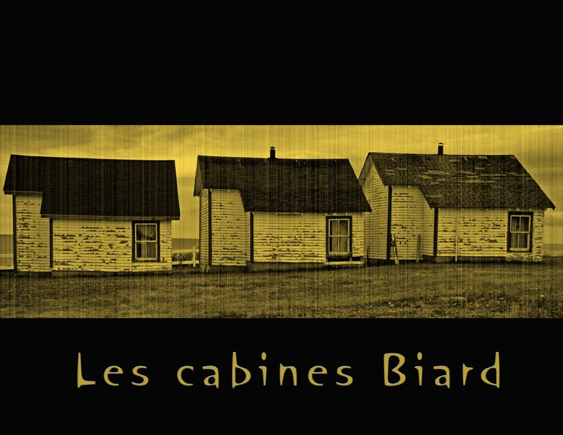 Les cabines Biard