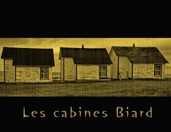 Les cabines Biard