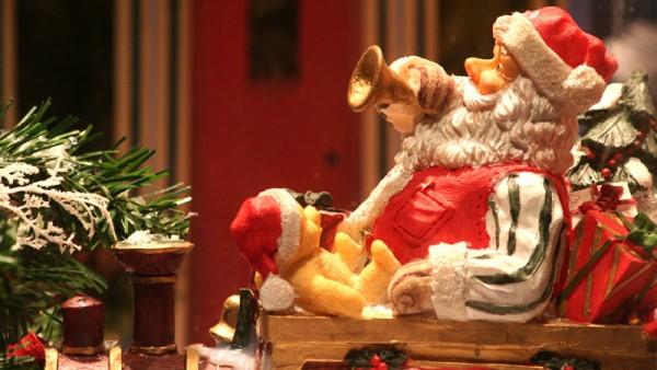 Merry Christmas ! Joyeux Noël !