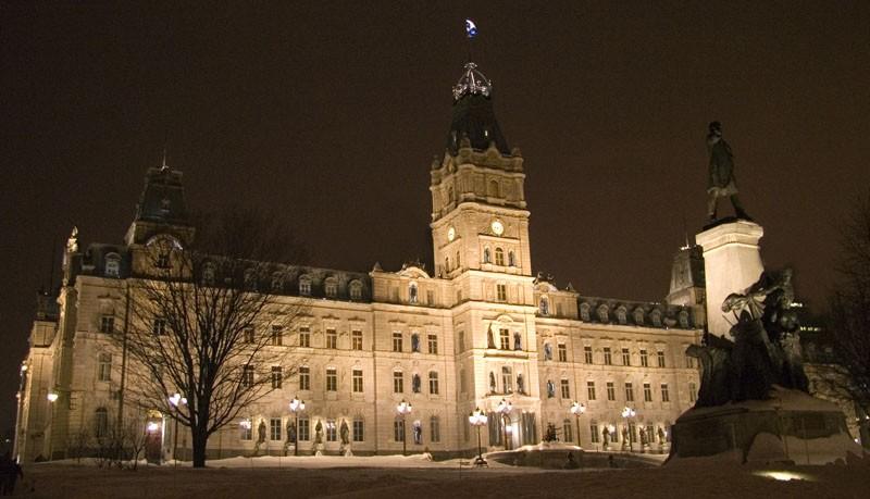Hôtel du Parlement, Québec