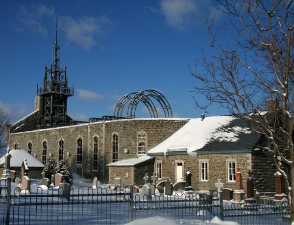 Church Notre-Dame-de-la-Visitation