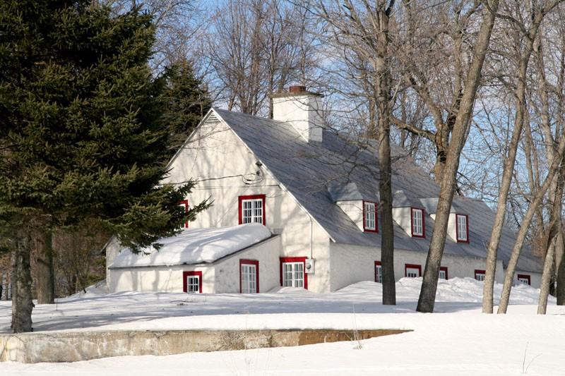 Ancestry house - Maison ancestrale