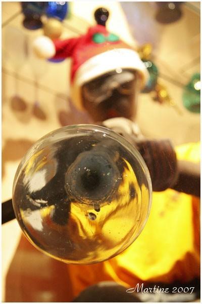The glass-blower - Le souffleur de verre