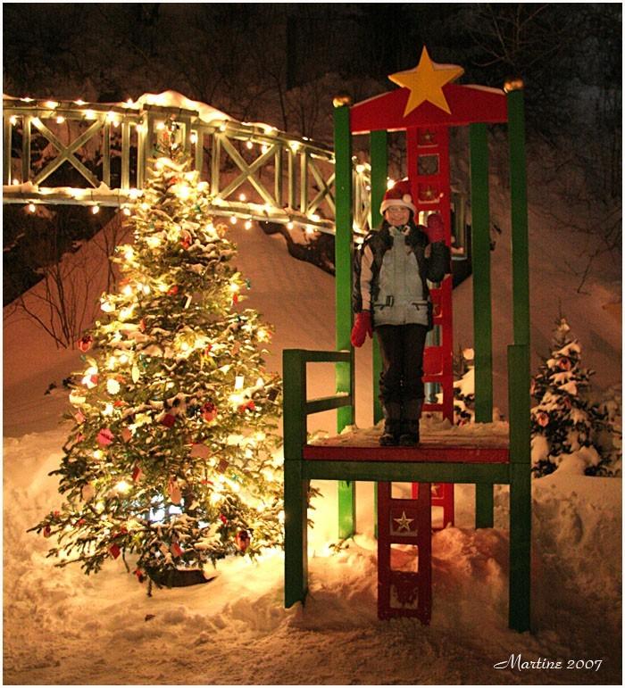 The Christmas Elf - Le lutin de Noël