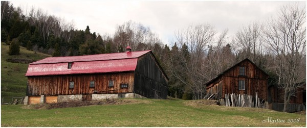 Old barn of Charlevoix 5