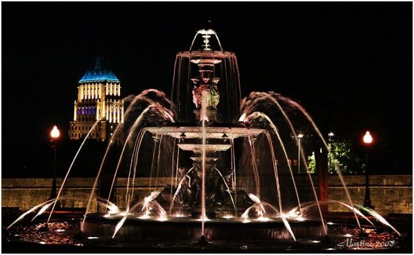 La Fontaine de Touny