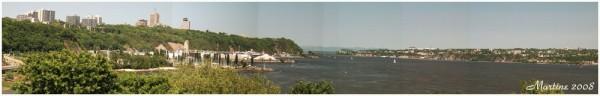 Québec et son fleuve