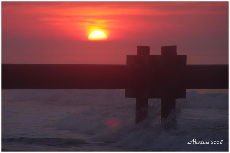 Avalon's sunrise 4 - Lever du soleil à Avalon 4