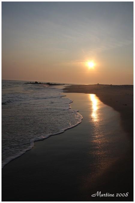 Walking to the sun - Marcher vers le soleil