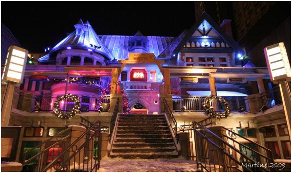 The Maurice Night Club