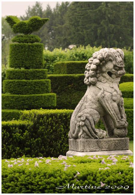 Garden's keeper - Gardien du jardin