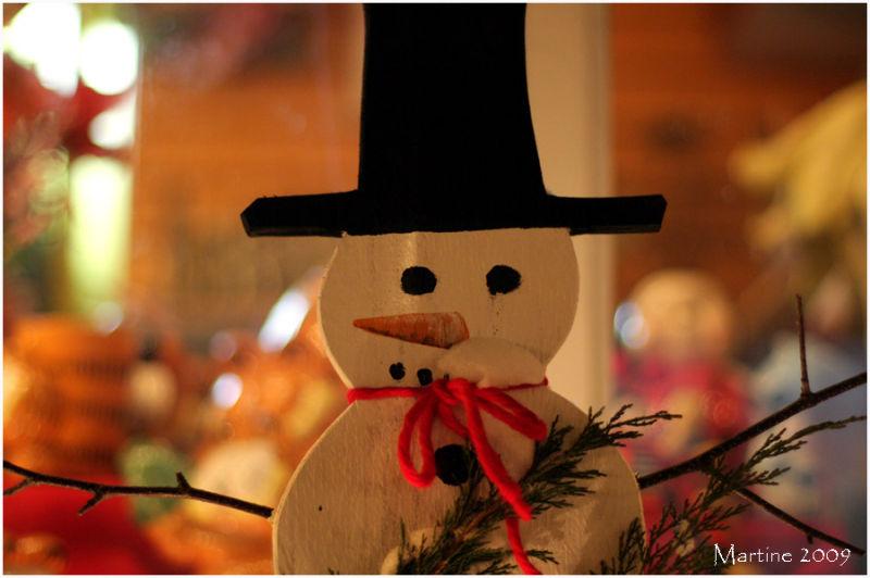 Frosty de snowman