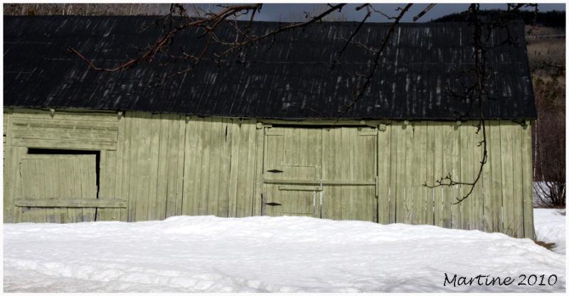 Old barn 1
