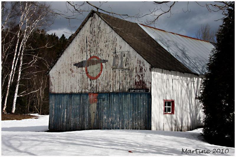 Old barn 4
