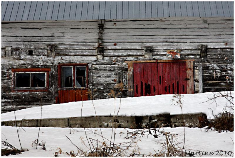 Old barn 5
