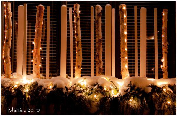 Light sticks - Bâtons lumineux!