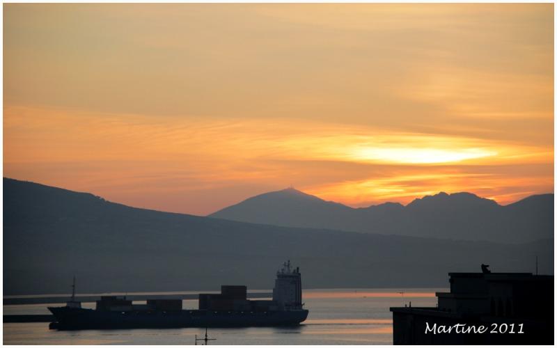 Sunrise in Napoli - Alba