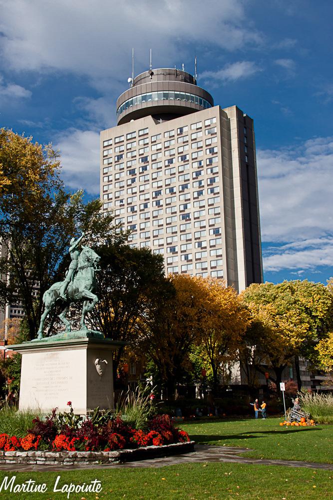 Jeanne d'Arc à Québec