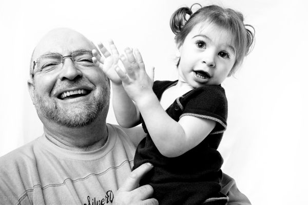 Guy Shoot: Dad and Niece