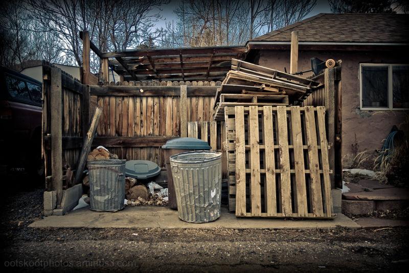 Backyard Trash