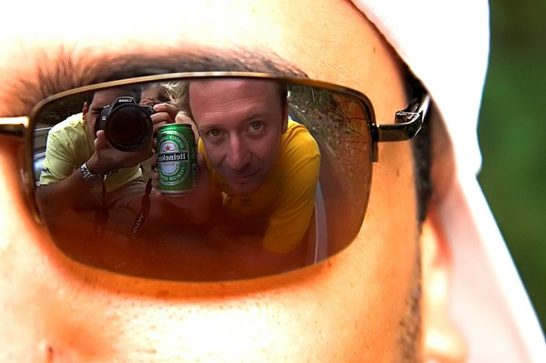 Heineken reflection