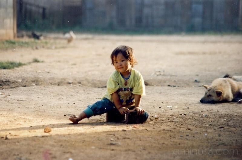 Village Boy - Thailand