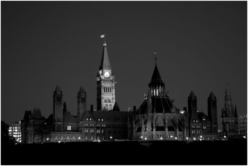 Houses of Parliament - Ottawa