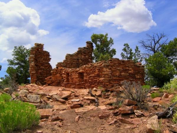 Anasazi Ruin