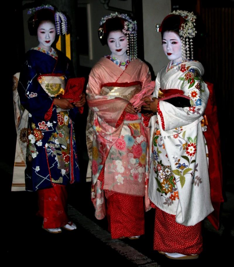 Maiko Gion Kyoto Japan