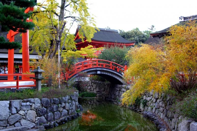 Shimogamo Jinja Kyoto