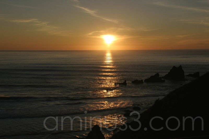 Cannon Beach, Oregon - Sunset