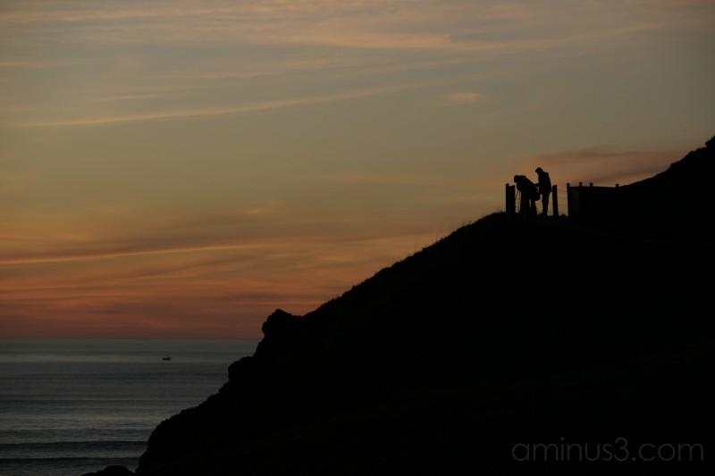 Cannon Beach, Oregon - Sunset 3