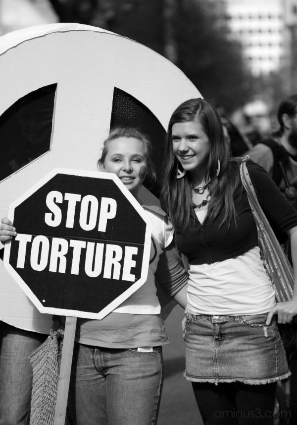 Anti-War Rally #4