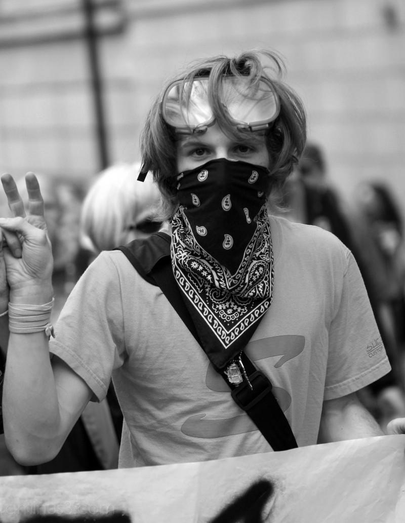 Anti-War Rally #5