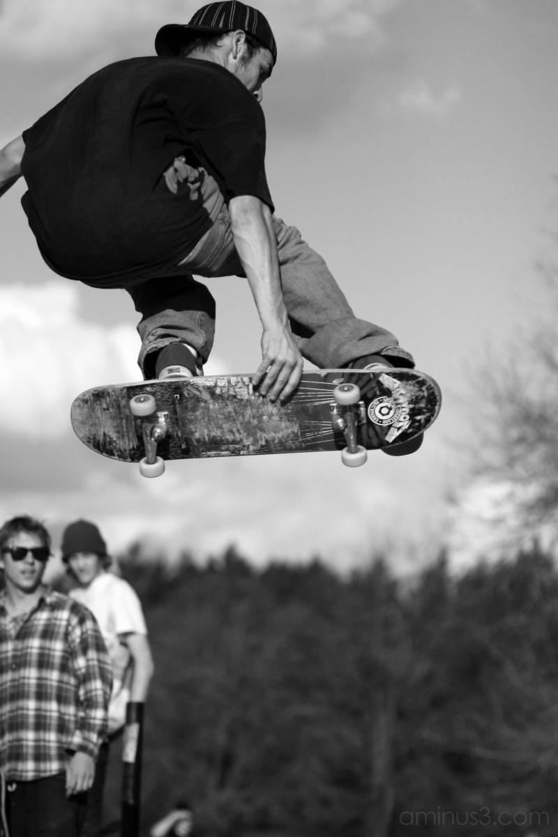 St John's Skate Park #2