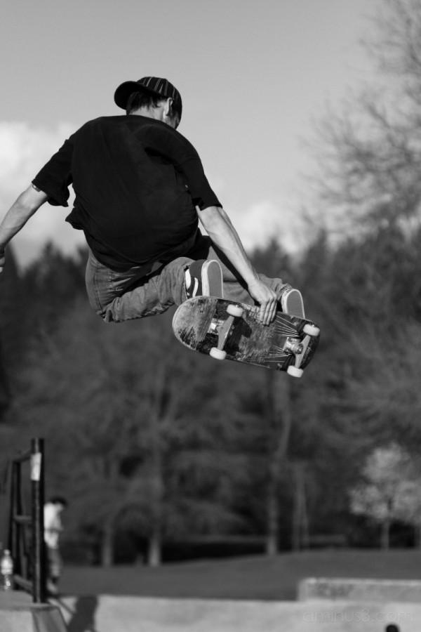 St John's Skate Park #5